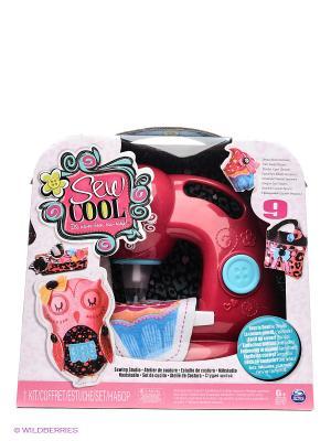 Швейная машинка SPIN MASTER. Цвет: розовый