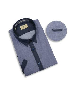 Рубашка мужская Corleone.. Цвет: темно-синий