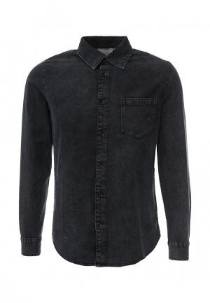 Рубашка джинсовая Cheap Monday. Цвет: черный