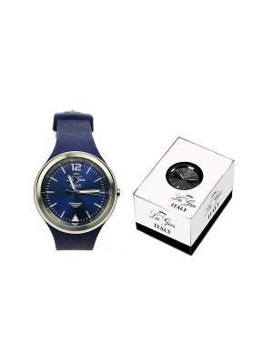 Часы наручные LA GEER. Цвет: темно-синий