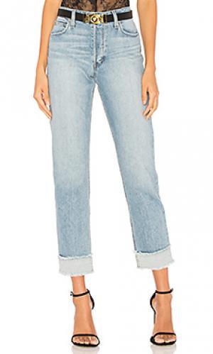 Укороченные прямые джинсы the debbie Joes Jeans Joe's. Цвет: none