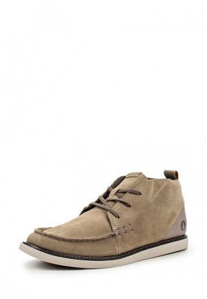 Ботинки Volcom. Цвет: серый