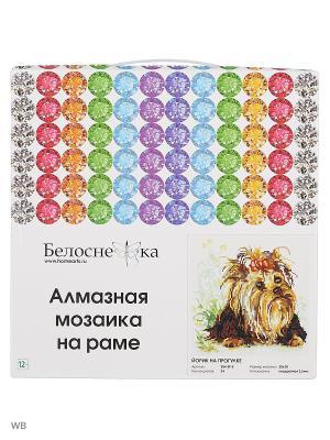 Мозаика Белоснежка. Цвет: белый