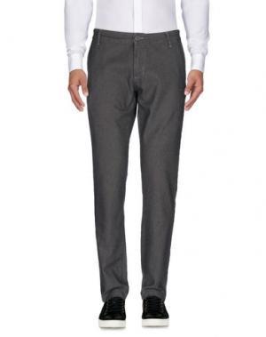 Повседневные брюки EN AVANCE. Цвет: серый