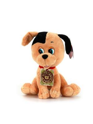 Мягкая игрушка Мульти-Пульти котенок Гав. Щенок.. Цвет: коричневый
