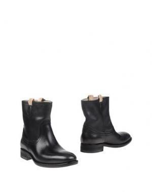 Полусапоги и высокие ботинки SMITH'S AMERICAN. Цвет: стальной серый