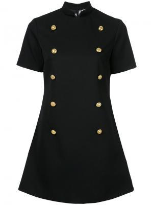 Платье Virtue Macgraw. Цвет: чёрный
