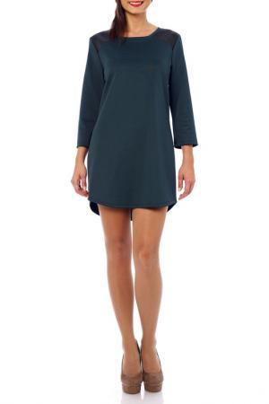 Платье 4 Lilou. Цвет: зеленый