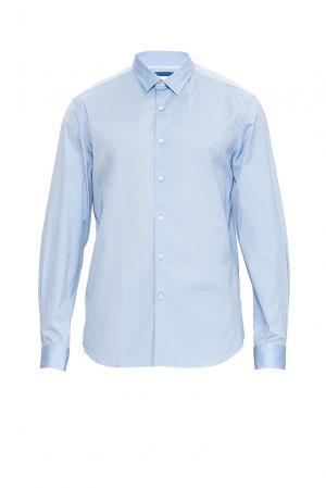 Рубашка из хлопка 170446 Cr7 Cristiano Ronaldo. Цвет: синий