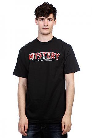 Футболка  Champions Black Mystery. Цвет: черный