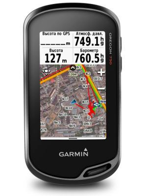 Oregon 750t,GPS,Topo Russia  (010-01672-34) GARMIN. Цвет: черный