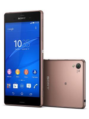 Смартфон Sony D6633 Xperia Z3 dual медный/коричневый. Цвет: бронзовый