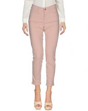 Повседневные брюки CAMBIO. Цвет: розовый