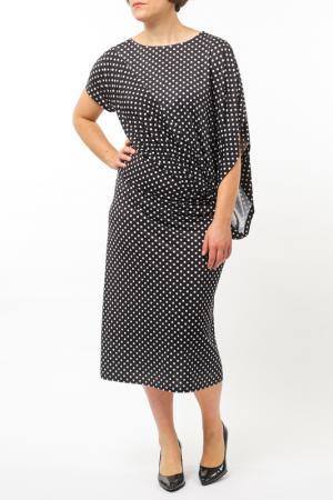 Платье Moda di Lorenza. Цвет: black and white