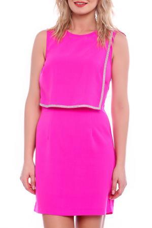 Платье Emma Monti. Цвет: pink