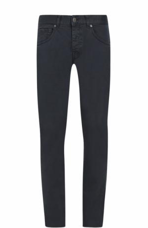 Джинсы прямого кроя 2 Men Jeans. Цвет: темно-синий