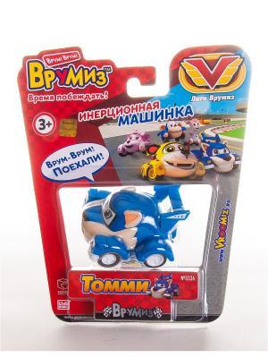 Игрушка Врумиз инерционная машинка Томми. Цвет: синий