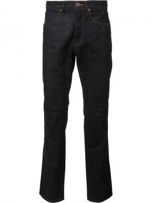 Зауженные джинсы 321. Цвет: синий