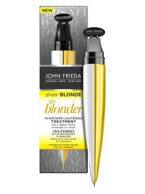 Средство для осветления волос Sheer Blonde Go Blonder, 34 мл John Frieda. Цвет: прозрачный