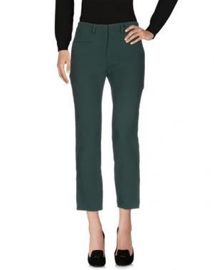 Повседневные брюки ...À_LA_FOIS.... Цвет: темно-зеленый