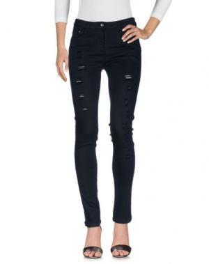 Джинсовые брюки SWEET SECRETS. Цвет: черный