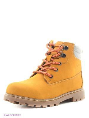 Ботинки Mayoral. Цвет: рыжий