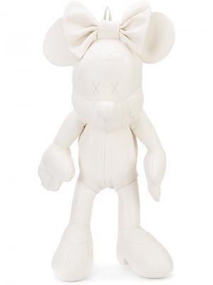 Рюкзак  x Disney Minnie Mouse Christopher Raeburn. Цвет: белый