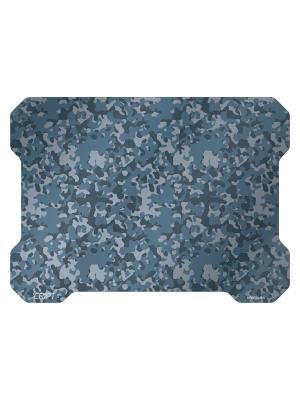 Коврик игровой для мыши Speedlink CRIPT, Camouflage. Цвет: синий, зеленый