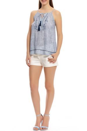 Комплект с шортами Relax Mode. Цвет: молочный