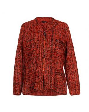 Пиджак NEERA. Цвет: красный