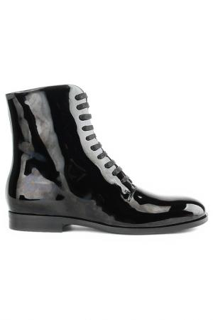 Ботинки The Seller. Цвет: черный