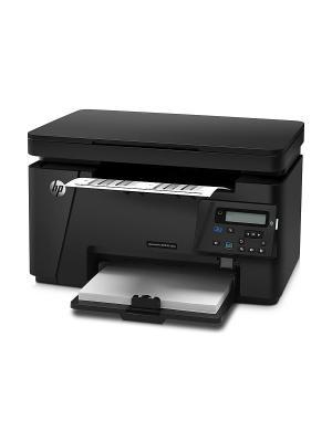 МФУ лазерный HP LaserJet Pro M125ra. Цвет: черный