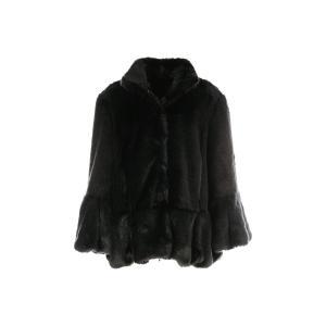 Пальто средней длины, зимняя модель RENE DERHY. Цвет: черный