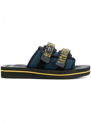 Moto sandals Suicoke. Цвет: многоцветный