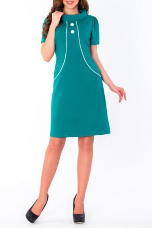 Платье S&A style. Цвет: изумрудный