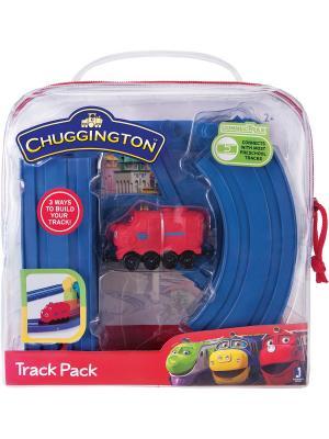 Chuggington игровой набор Трак. Цвет: синий, красный