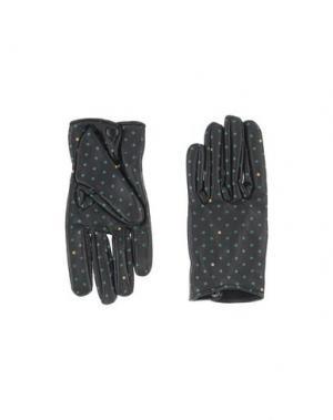 Перчатки FINGERS Venezia. Цвет: черный