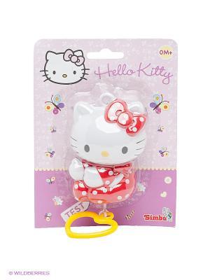 Музыкальная игрушка Hello Kitty Simba. Цвет: красный, белый