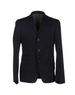 Пиджак JULIAN KEEN. Цвет: темно-синий