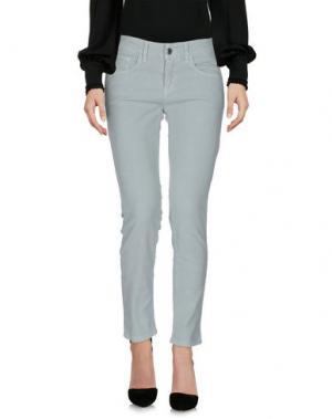 Повседневные брюки COLMAR. Цвет: светло-зеленый