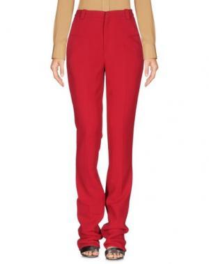 Повседневные брюки ROLAND MOURET. Цвет: пурпурный