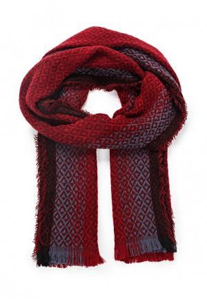 Палантин Venera. Цвет: бордовый