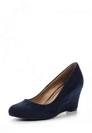Туфли Zenden Woman. Цвет: синий