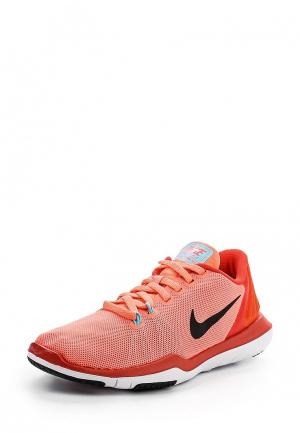 Кроссовки Nike. Цвет: оранжевый