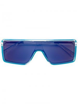 Солнцезащитные очки 220/S RHB Marc Jacobs Eyewear. Цвет: синий