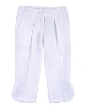 Повседневные брюки I PINCO PALLINO I&S CAVALLERI. Цвет: белый