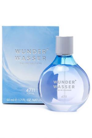 Wunderwasser ж 50 мл 4711. Цвет: none