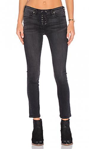 Облегающие джинсы shore leave MCGUIRE. Цвет: none
