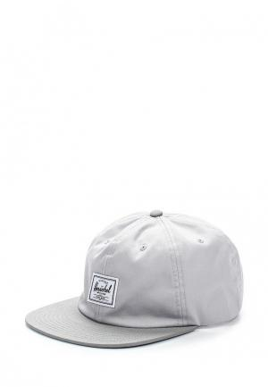 Бейсболка Herschel Supply Co. Цвет: серый