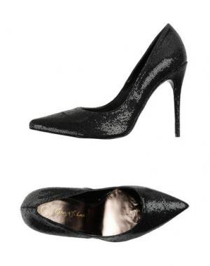 Туфли GEORGE J. LOVE. Цвет: черный